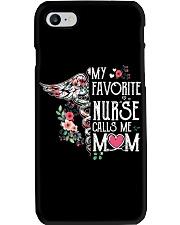 FAVORITE NURSE T-SHIRT Phone Case thumbnail