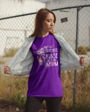 FAVORITE NURSE T-SHIRT Classic T-Shirt apparel-classic-tshirt-lifestyle-07