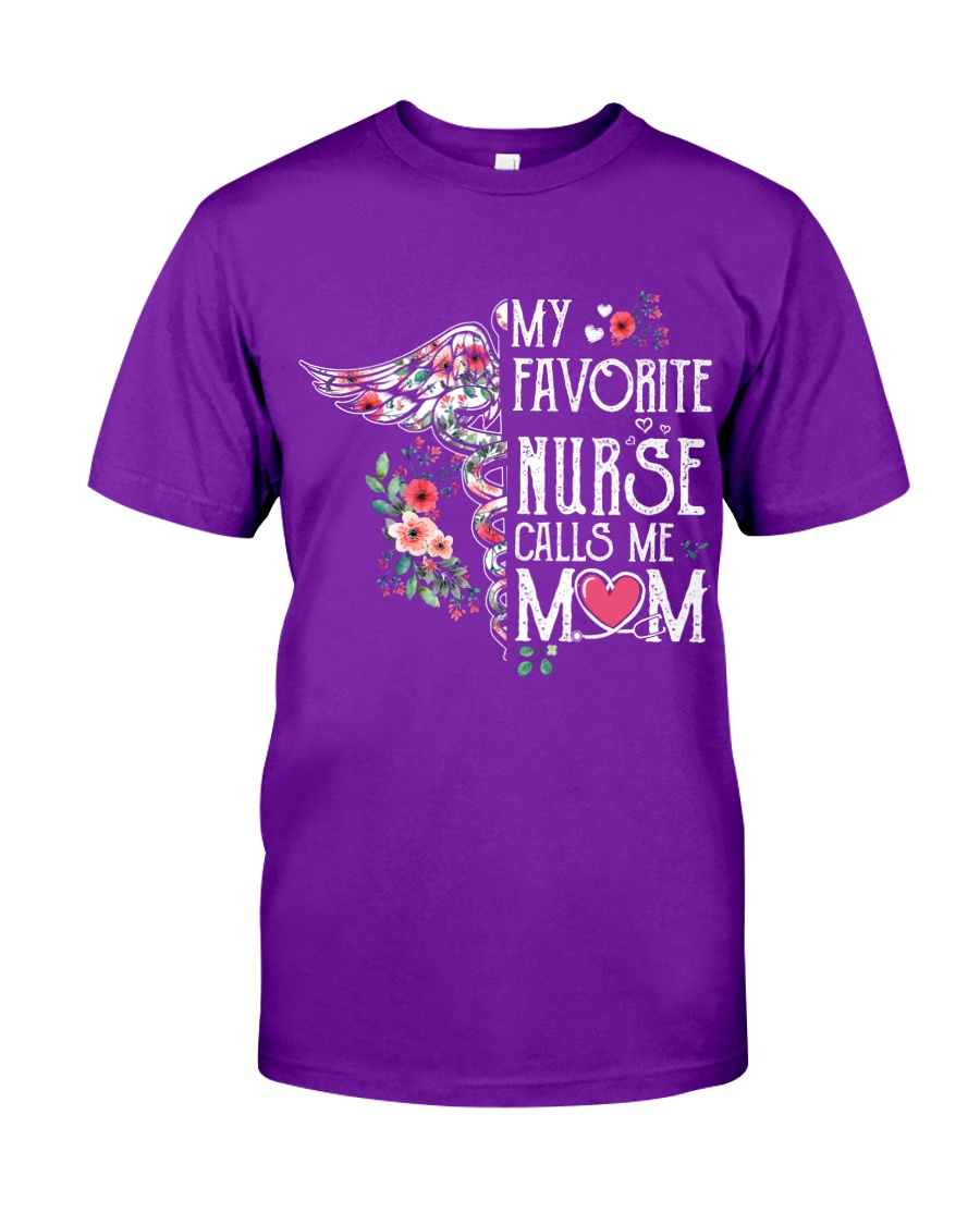 FAVORITE NURSE T-SHIRT Classic T-Shirt