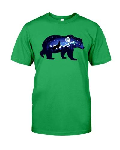 BEAR - FULL MOON