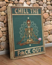 CHILL OUT 16x20 Gallery Wrapped Canvas Prints aos-canvas-pgw-16x20-lifestyle-front-18