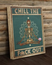 CHILL OUT 16x20 Gallery Wrapped Canvas Prints aos-canvas-pgw-16x20-lifestyle-front-19