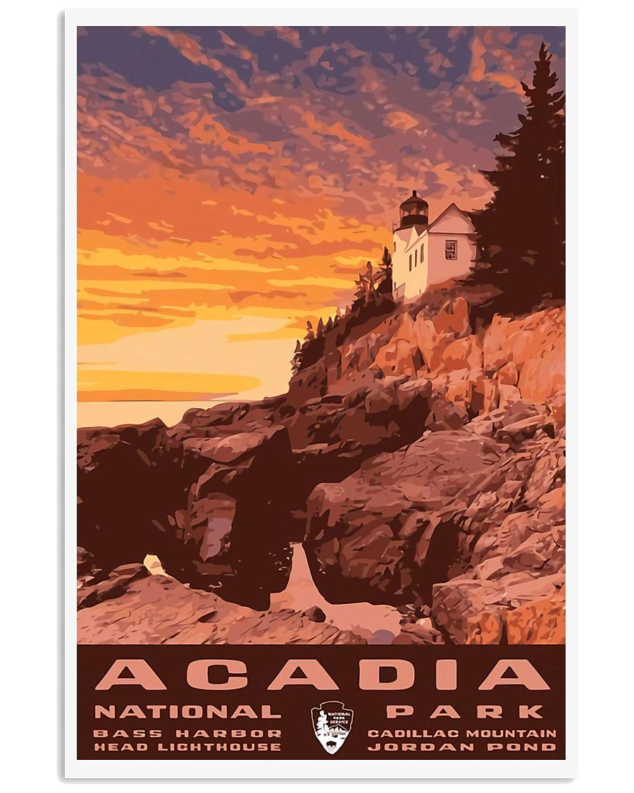 ACADIA 11x17 Poster
