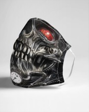 Metal Skull 5 Cloth Face Mask - 3 Pack aos-face-mask-lifestyle-21