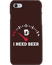 I NEED BEER Phone Case thumbnail