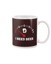 I NEED BEER Mug thumbnail