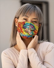Hippie Life 5 Cloth Face Mask - 3 Pack aos-face-mask-lifestyle-17