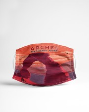 Arches National park Cloth Face Mask - 3 Pack aos-face-mask-lifestyle-22