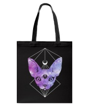 AWESOME TANK FOR CAT LOVERS Tote Bag thumbnail