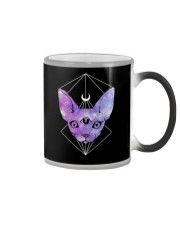 AWESOME TANK FOR CAT LOVERS Color Changing Mug thumbnail