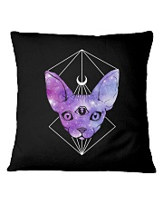 AWESOME TANK FOR CAT LOVERS Square Pillowcase thumbnail