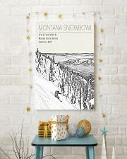MONTANA SNOW BOWL POSTER 16x24 Poster lifestyle-holiday-poster-3