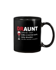 DRAUNT - NORMAL AUNT ONLY DRUNKER Mug thumbnail