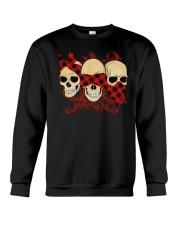 THREE SKULLS Crewneck Sweatshirt thumbnail