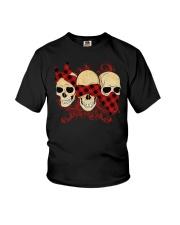 THREE SKULLS Youth T-Shirt thumbnail