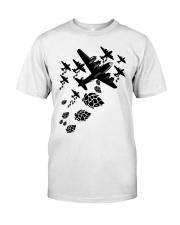HOPS BOMBER MUG Classic T-Shirt front