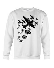 HOPS BOMBER MUG Crewneck Sweatshirt thumbnail