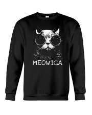 MEOWICA - BEST TANK FOR CAT LOVERS Crewneck Sweatshirt thumbnail