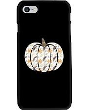 WHITE PUMPKIN HALLOWEEN Phone Case thumbnail