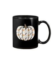 WHITE PUMPKIN HALLOWEEN Mug thumbnail