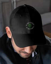 IN THE PURSUIT Embroidered Hat garment-embroidery-hat-lifestyle-02