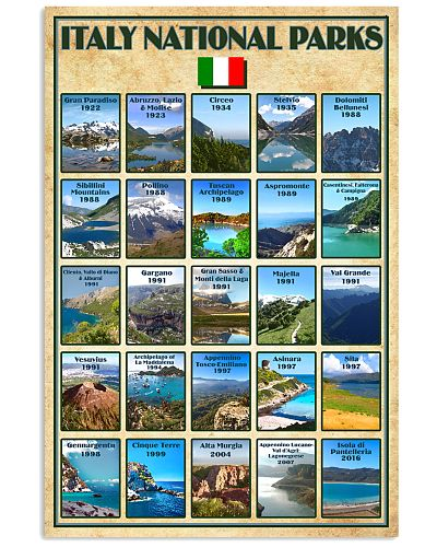 ITALY NATIONAL PARKS
