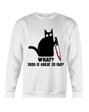 WHAT Crewneck Sweatshirt thumbnail