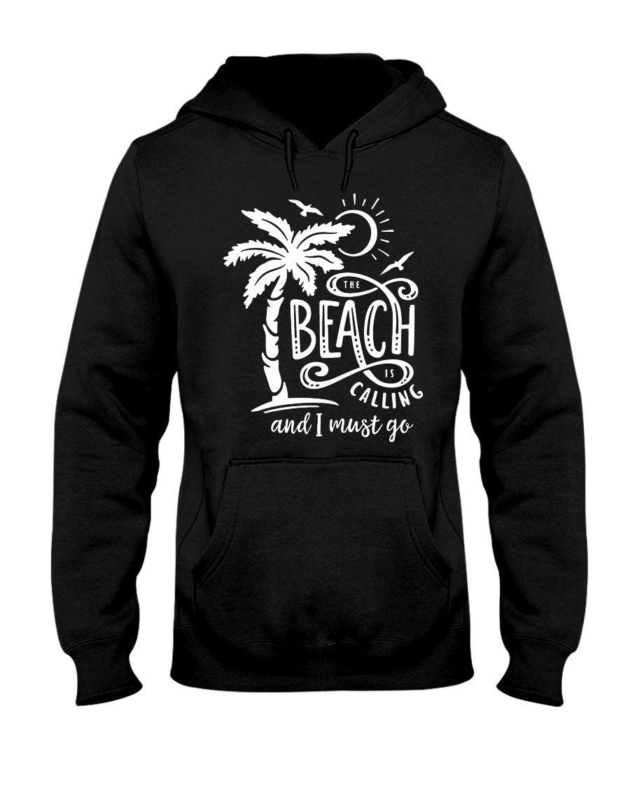 BEACH CALLING Hooded Sweatshirt
