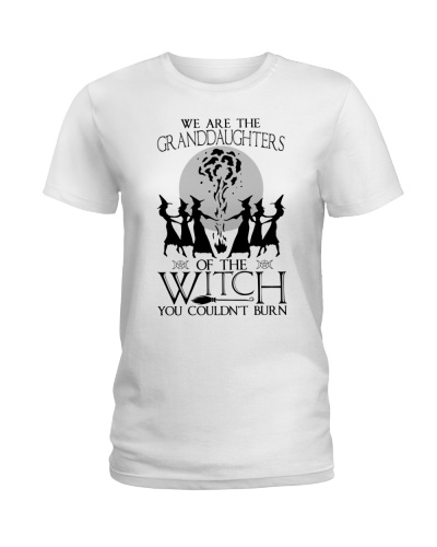 GRANDDAUGHTERS OF THE WITCH YOU COULDN'T BURN