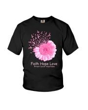 FAITH HOPE LOVE Youth T-Shirt thumbnail