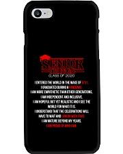 SENIOR THINGS 2020  Phone Case thumbnail