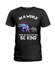 Can be anything Ladies T-Shirt thumbnail