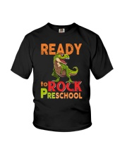 READY TO ROCK PRESCHOOL Youth T-Shirt front