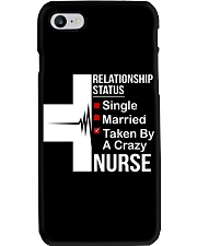 TAKEN BY NURSE T-SHIRT Phone Case thumbnail