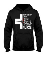 TAKEN BY NURSE T-SHIRT Hooded Sweatshirt thumbnail