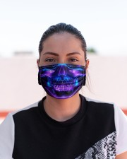 Metal Skull 2 Cloth Face Mask - 3 Pack aos-face-mask-lifestyle-03
