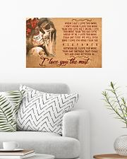 DISTANCE TO MY LOVE 24x16 Poster poster-landscape-24x16-lifestyle-01
