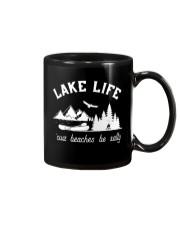 LAKE LIFE 'CUZ BEACHES BE SALTY Mug thumbnail