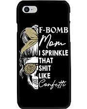 F-BOMB MOM Phone Case thumbnail