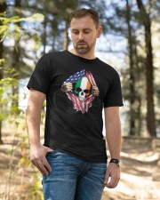 Skull flag Classic T-Shirt apparel-classic-tshirt-lifestyle-front-49