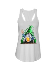BEER GNOME Ladies Flowy Tank thumbnail