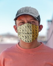 Craft Beer 1 Cloth face mask aos-face-mask-lifestyle-06