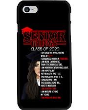 SENIOR THING Phone Case thumbnail