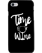 TIME FOR WINE  Phone Case thumbnail
