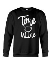 TIME FOR WINE  Crewneck Sweatshirt thumbnail