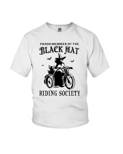 BLACK HAT RIDING SOCIETY Youth T-Shirt tile