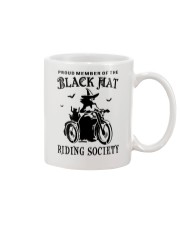 BLACK HAT RIDING SOCIETY Mug thumbnail