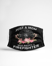 Firefighter life 5 Cloth face mask aos-face-mask-lifestyle-22