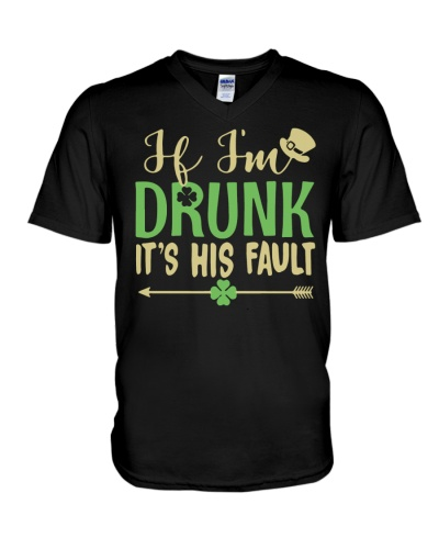 HIS FAULT