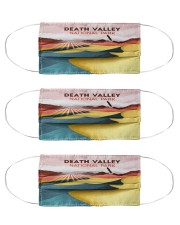 Death Valley Cloth Face Mask - 3 Pack front